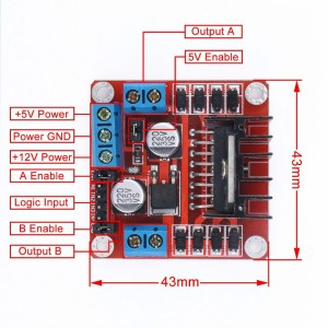 Arduino Stepper L298N 02